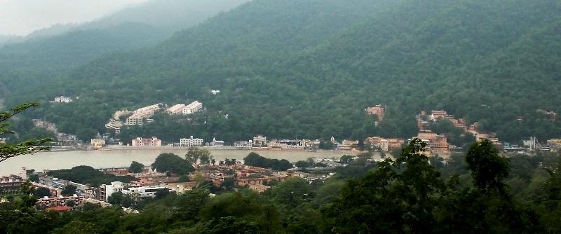 rishikesh city