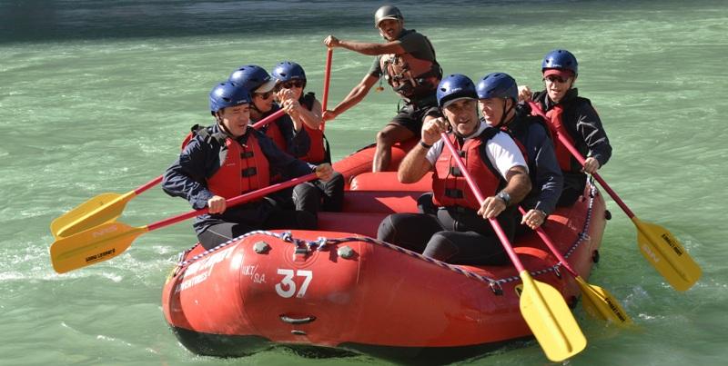 rishikesh rafting
