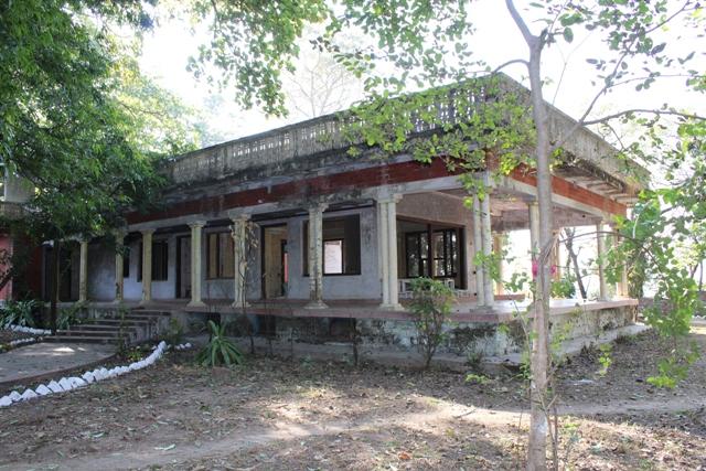 Resident of Maharishi Mahesh Yogi
